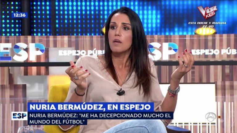 Qué fue de Nuria Bermúdez, la 'loca' presentadora de Crónicas Marcianas