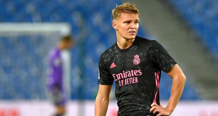 Martin Odegaard, Real Madrid, Real Sociedad