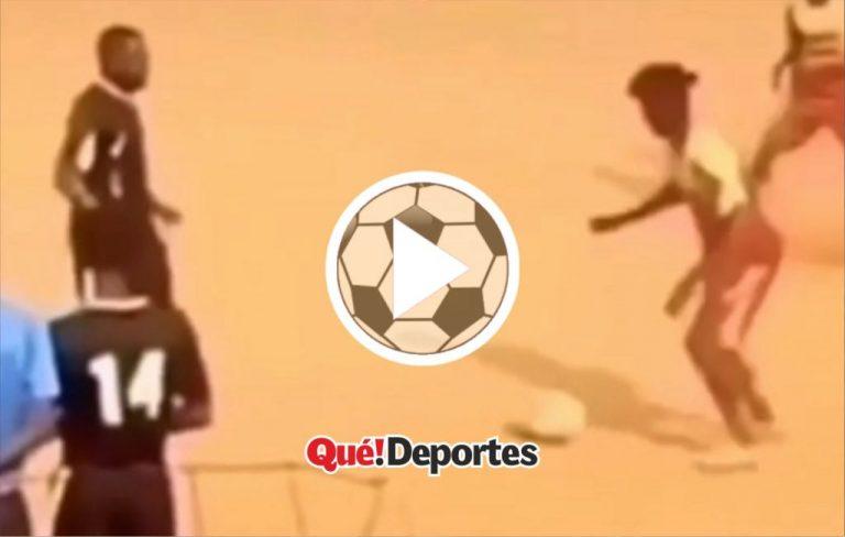 Las patadas más bestiales (y certeras) del fútbol