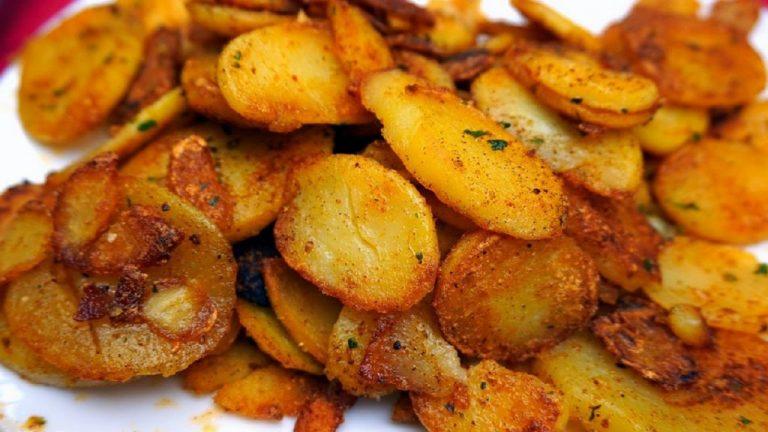 Formas sanas de cocinar patatas fritas que desconocías