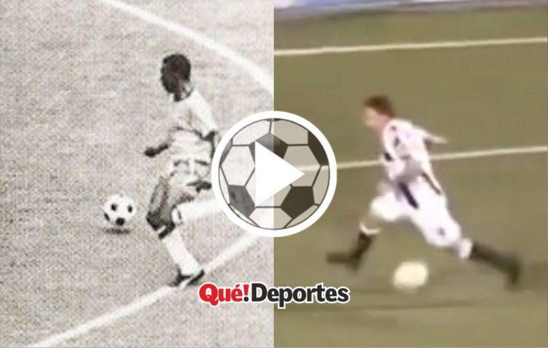 """El amague mas """"friki"""" de la historia del fútbol ¡Golazo!"""