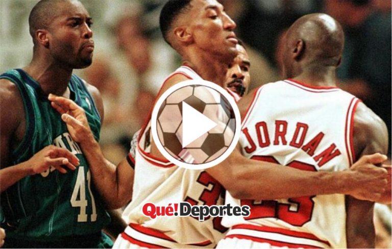 La cara menos conocida de Michael Jordan