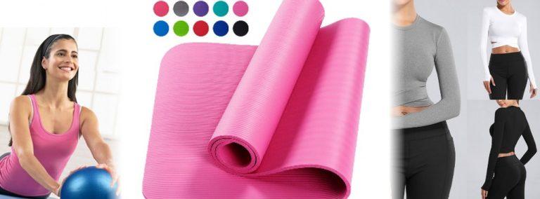 Aliexpress: 10 accesorios de pilates y yoga a precios inigualables