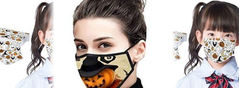 Amazon: 10 mascarillas geniales para echarte unas risas en Halloween