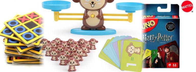 9 juegos muy ingeniosos de Aliexpress para divertirse en casa con seguridad