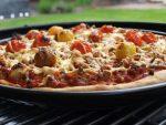 Cómo hacer una pizza barbacoa casera digna de un chef italiano