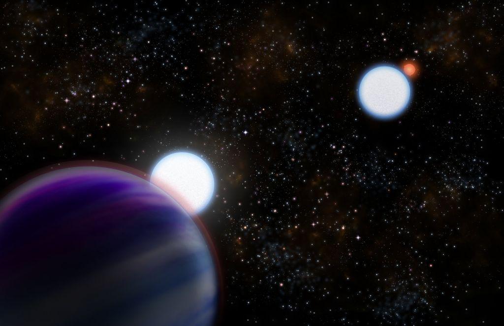 ¿Nos están mirando los extraterrestres?  Varios planetas podrían estar viendo la Tierra