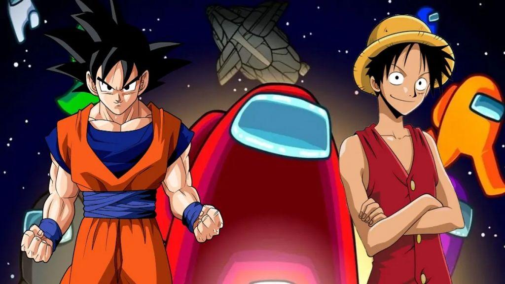 Dragon Ball, One Piece … Best Among Us Kills