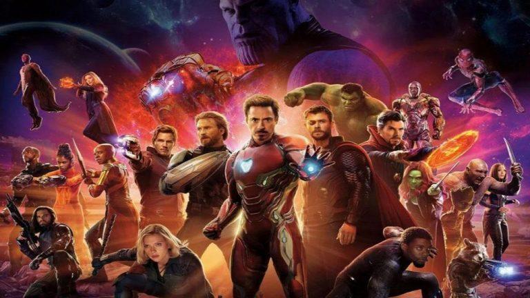 Este es el orden cronológico de todas las películas de Marvel