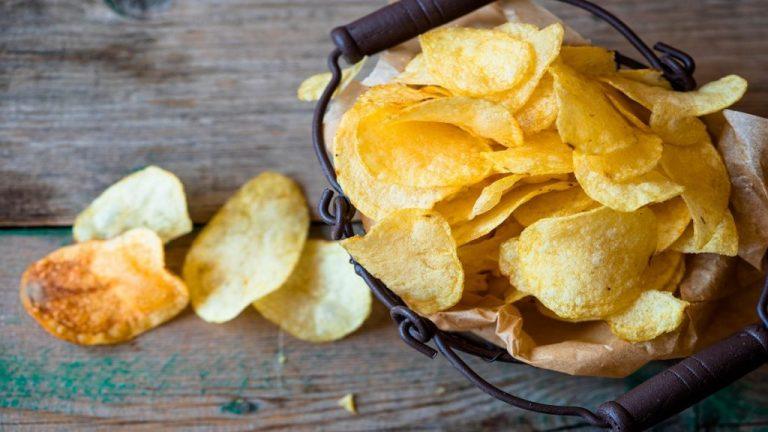 Patatas fritas: estos son los sabores más raros