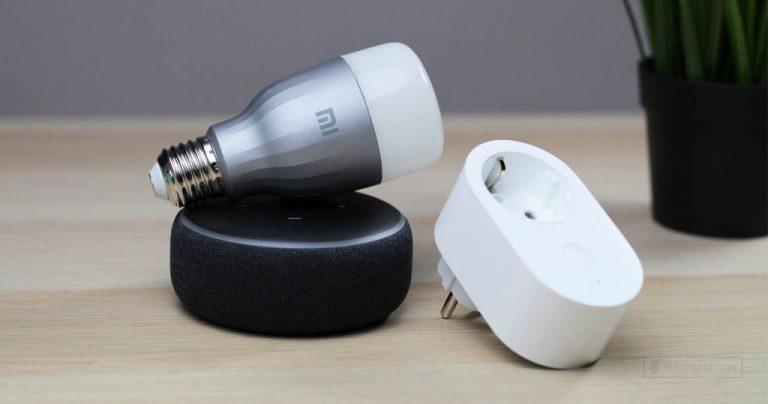 Lámparas inteligentes, bombilla WiFi… Los mejores productos conectados de Xiaomi