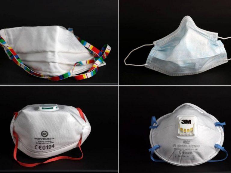 Por qué los centros de salud no aceptan las mascarillas de tela