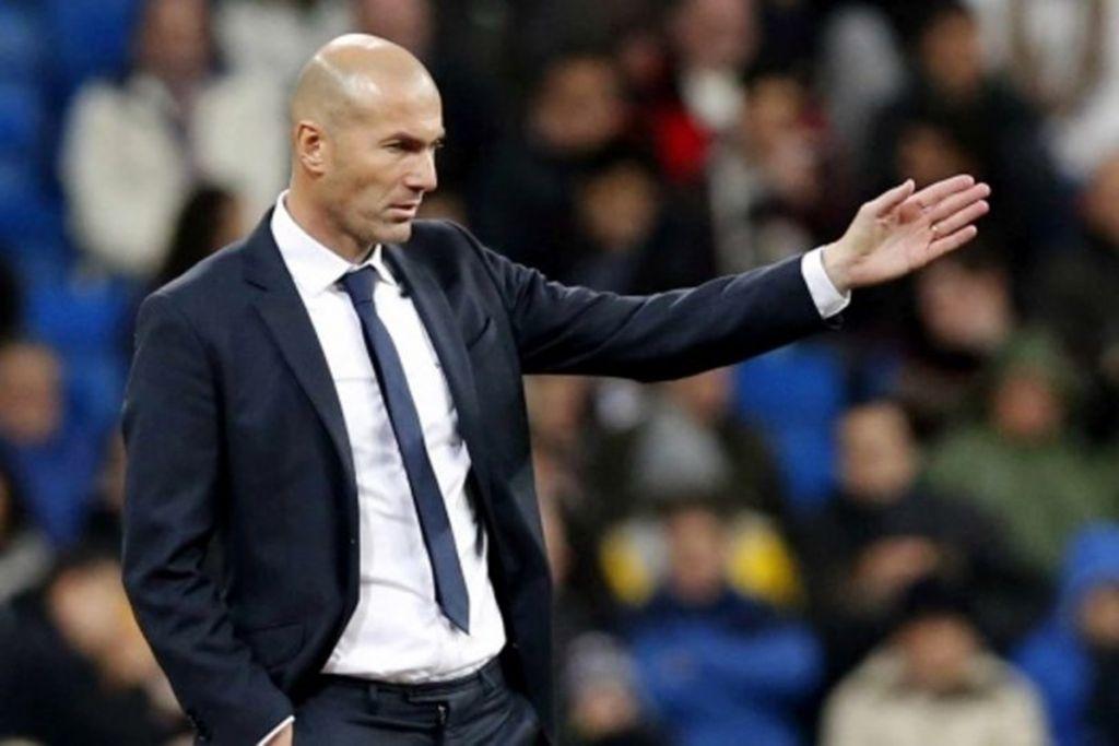 Zidane, jugadores últimatum Real Madrid