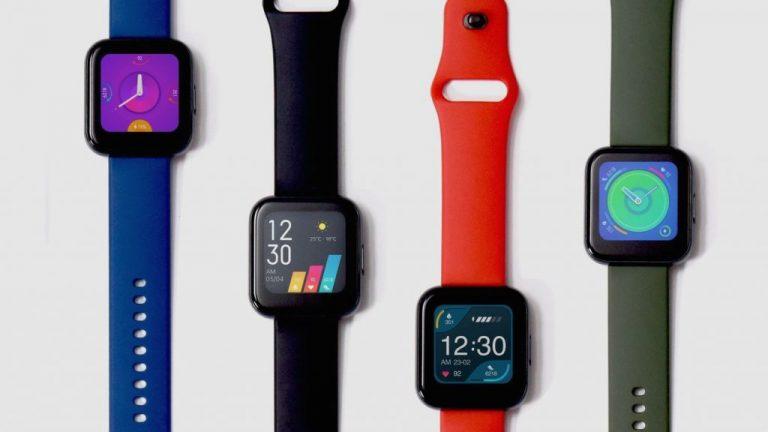 Realme Watch: así es el smartwatch con mejor relación calidad precio
