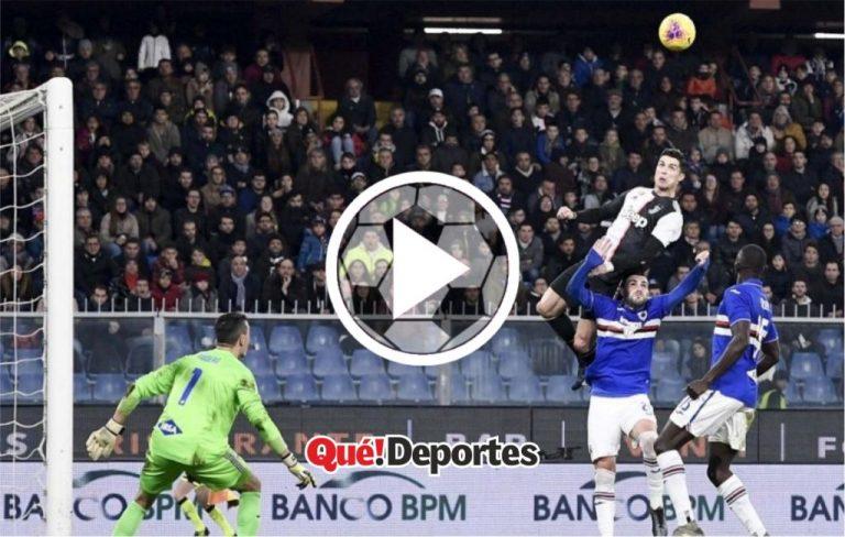 Tratan de imitar el (imposible) salto de Cristiano Ronaldo y este es el resultado