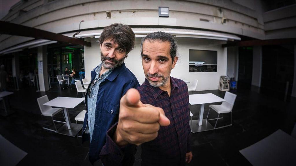 Javier Ruiz Caldera y Alberto de Toro combinan guerra civil y zombis en 'Malnazidos'