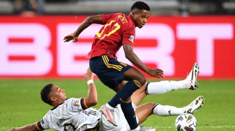 La selección española: un futuro esperanzador