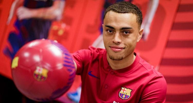 Sergiño Dest, Koeman, FC Barcelona