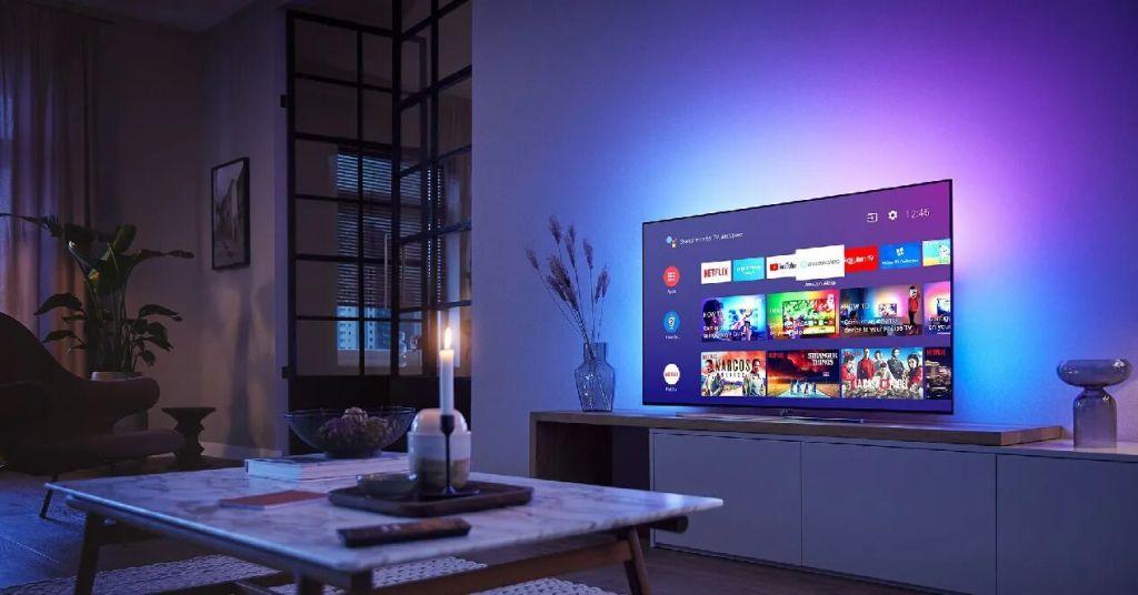smartv con android tv