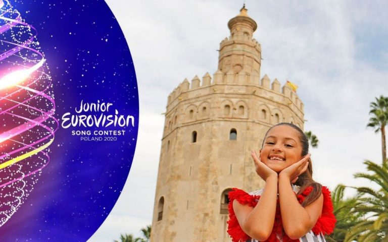 Vídeo 'Palante' de Soleá (Eurovisión Junior 2020)