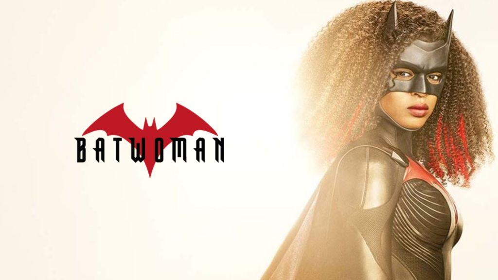 nuevas imágenes de Javicia Leslie con el disfraz de superheroína