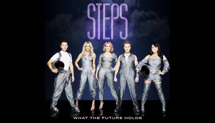 «What The Future Holds», la novedad del grupo Steps
