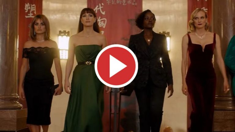 The 355: Penélope Cruz en una de las películas más esperadas de 2021