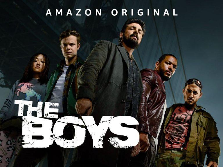 7 momentos de 'The Boys' que nos han hecho chillar