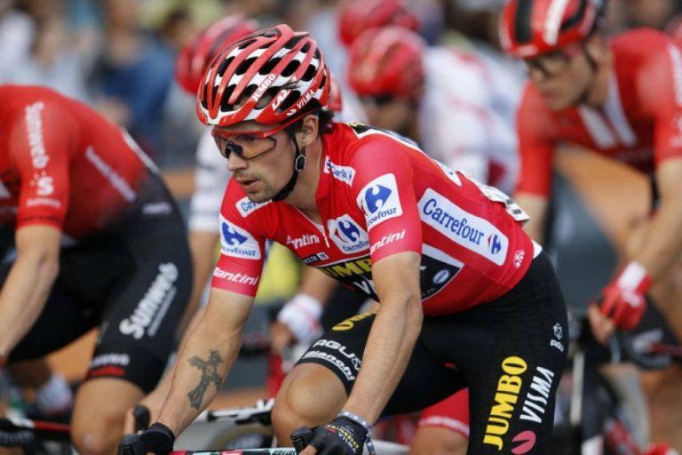 Carrefour se vuelca con la Vuelta a España