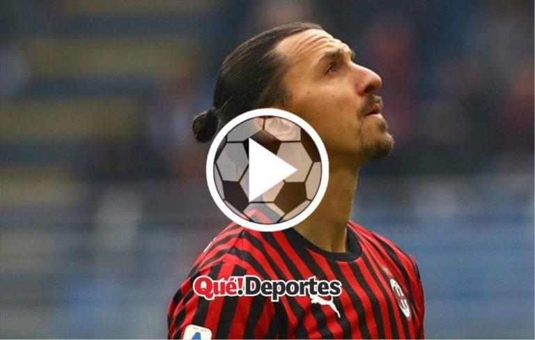 Zlatan Ibrahimović no le tiene miedo a nada ¡Es una bestia!