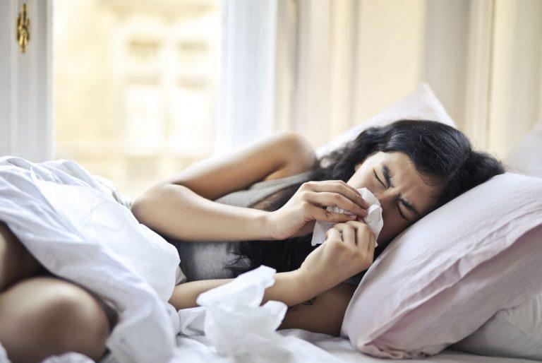 ¿Tengo gripe o Covid-19? Cómo distinguir los síntomas