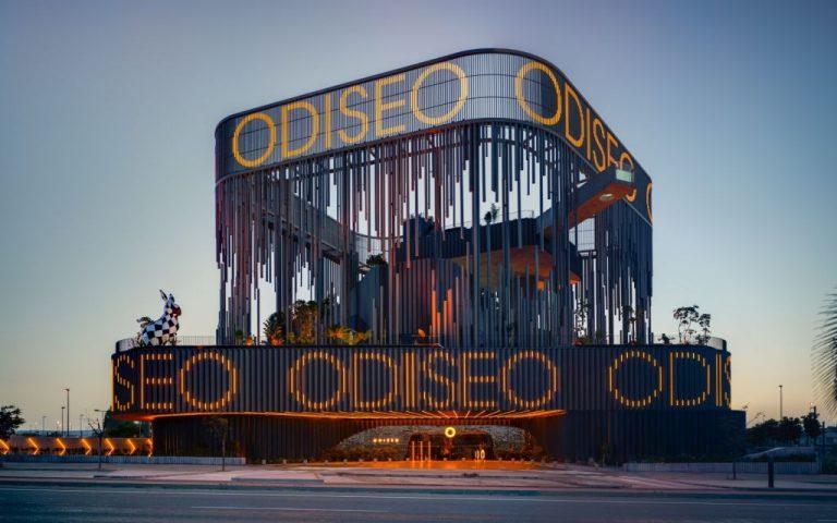 Odiseo, el referente del ocio que cobró vida gracias al sueño de un niño