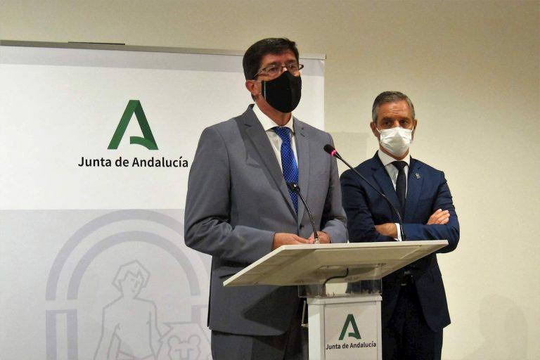 """Andalucía acusa a Gobierno de pasar como """"apisonadora por los derechos de los españoles no votantes"""""""