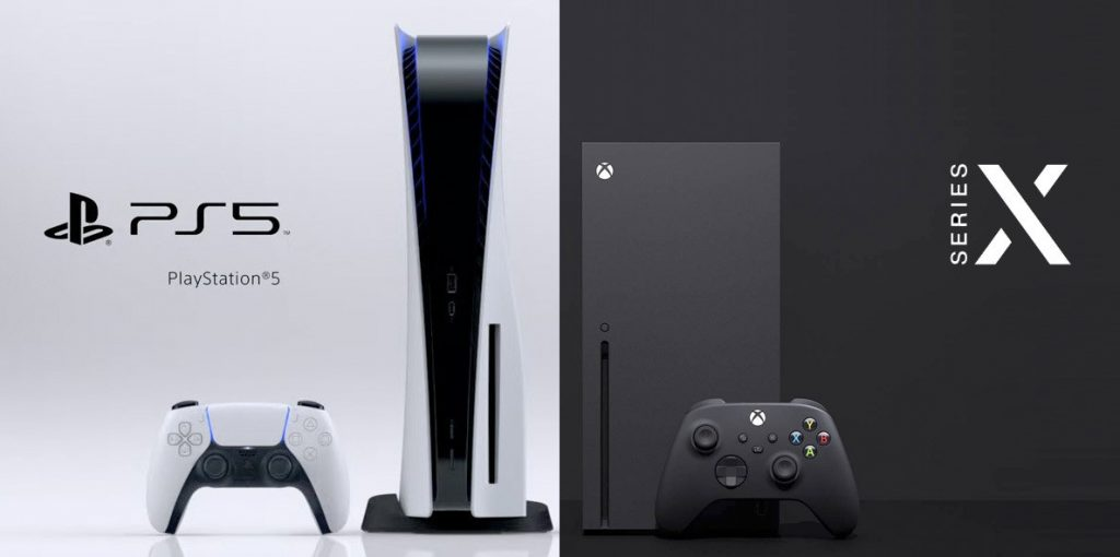 La nueva generación de consolas. PS5 y Xbox Series X