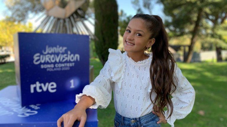 Eurovisión Junior: estas son las canciones a las que se enfrenta Soleá