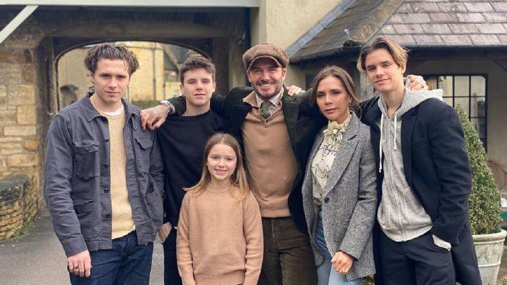 Por qué vamos a ver a los Beckham dentro de poco en Netflix