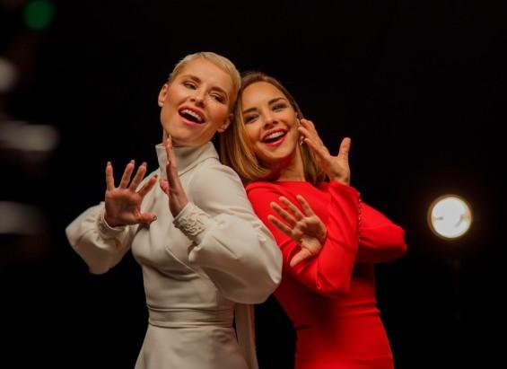 Soraya y Chenoa juntas en 'Rompecabezas', su videoclip