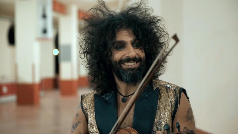Ara Malikian pospone sus conciertos en Huesca para enero de 2021