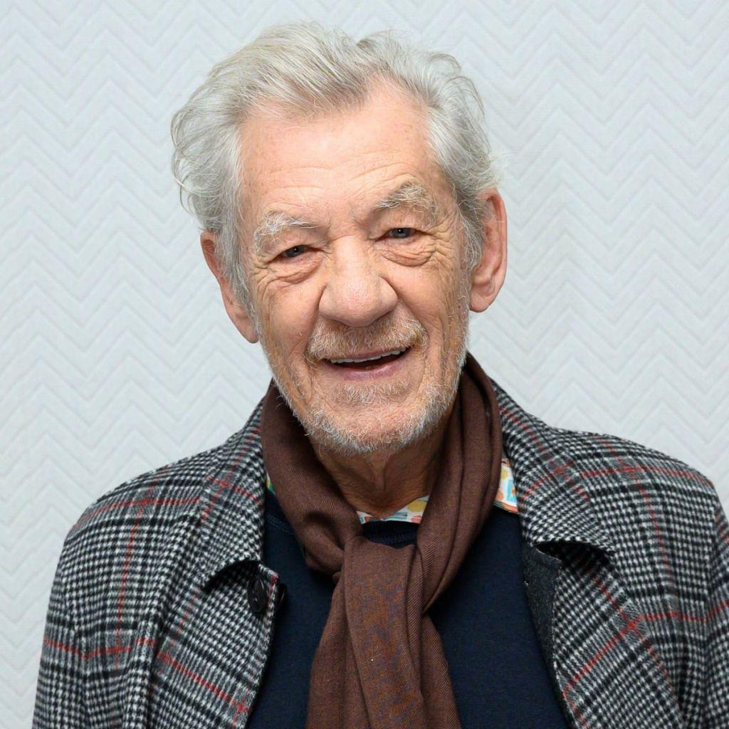 Sir Ian McKellen, Gandalf en El señor de los anillos
