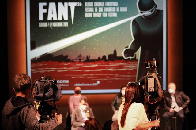 El largometraje de ficción 'Host' del director Rob Savage gana el premio a la Mejor Película del FANT 2020