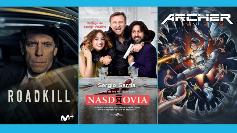 Noviembre de series: 7 estrenos de Movistar+ que no te puedes perder