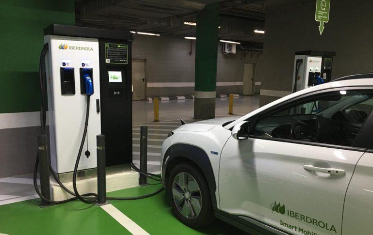 Iberdrola y Aqua ponen en marcha la mayor plataforma de recarga para vehículos eléctricos