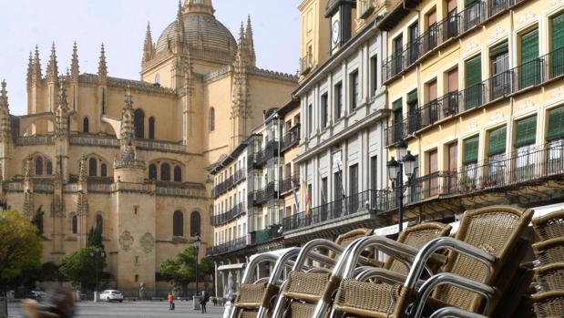 La hostelería, centros comerciales y gimnasios de Segovia y Ávila podrán reabrir desde el 27-N