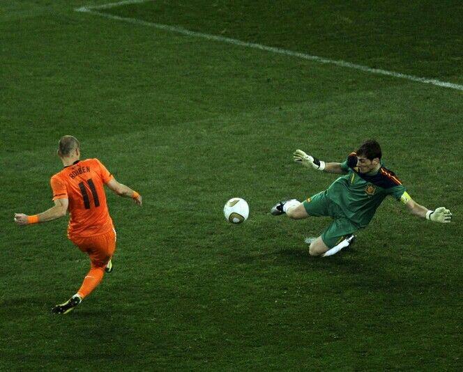 Iker Casillas cuelga sus alas