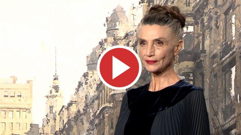 Ángela Molina, Goya de Honor 2021