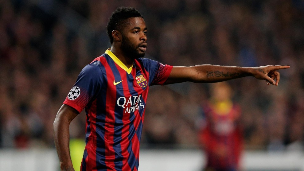 Barcelona / Alex Song