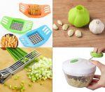 Aliexpress: 10 artilugios para cortar, trocear y pelar la comida sin esfuerzo