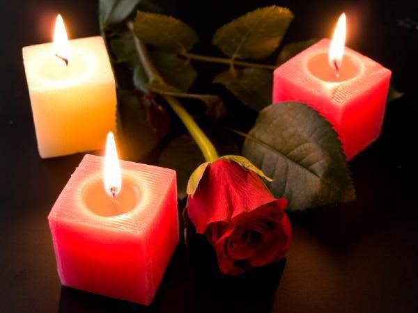 Ambientador romántico para ocasiones especiales