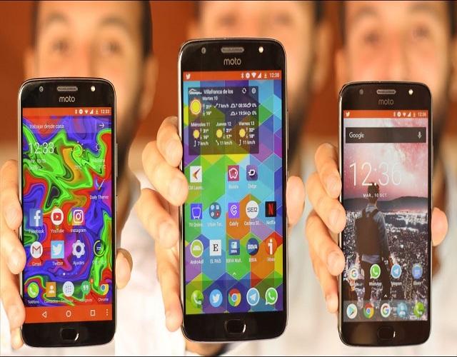 Android Google Play apps de personalización