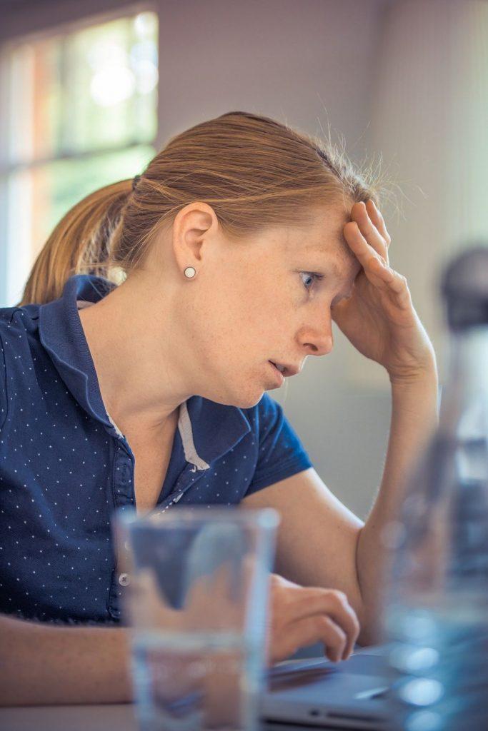 Estrés ansiedad por exceso de cafeína